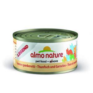 Almo Nature Nature Thon et Crevettes