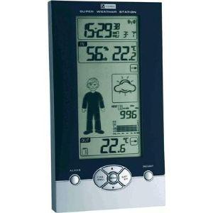TFA Dostmann 35.1085 - Station météo sans fil studio