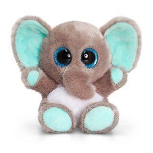 Keel Toys Peluche 15cm Animotsu Éléphant