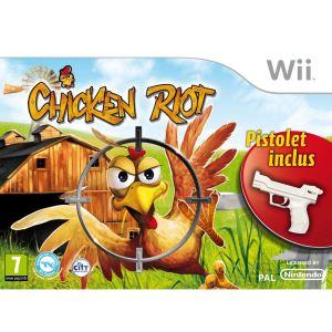 Chicken Riot + Pistolet [Wii]