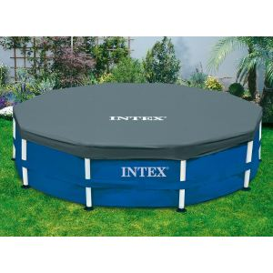 intex 28031 b che pour piscine tubulaire ronde 3 66 m. Black Bedroom Furniture Sets. Home Design Ideas