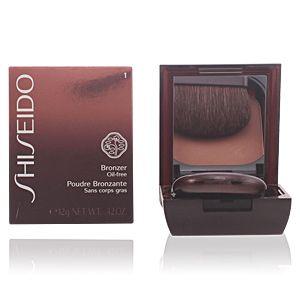 Shiseido 01 Light - Poudre bronzante sans corps gras