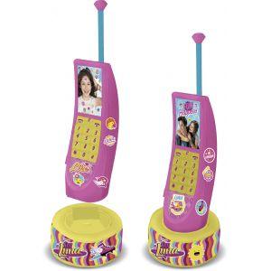 IMC Toys Intercom téléphones Soy Luna