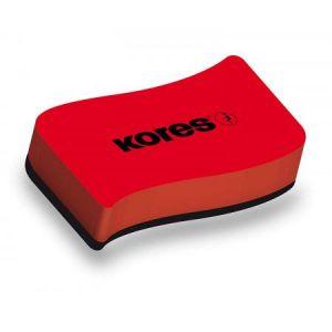 Kores M20860 - Tampon effaceur pour tableau blanc, magnétique
