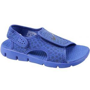 Nike Sandales enfant Sunray Adjust 4 Gsps bleu - Taille 40,35,37 1/2,38 1/2,33 1/2,29 1/2