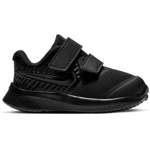Nike Chaussures enfant STAR RUNNER 2 (TDV) FA Noir - Taille 21,22,25,26,27,23 1/2,19 1/2,21,22