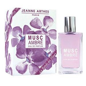 Jeanne Arthes La Ronde des Fleurs - Musc Ambre Edp - 30 ml