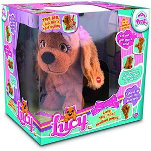 IMC Toys Peluche interactive Lucy le petit chien