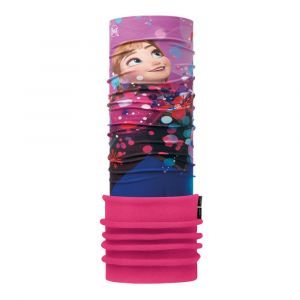 Buff Anna Tour de Cou Femme, Bright Pink, FR Fabricant : Taille Unique