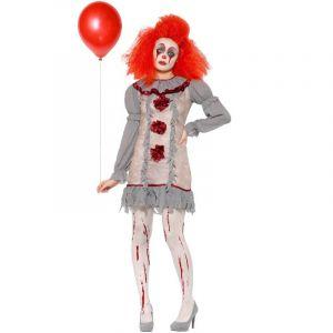 Smiffy's Déguisement clown vintage femme M