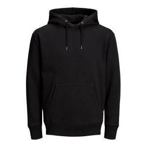 Jack & Jones Sweatshirts Esoft Hood - Black - S