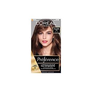 L'Oréal Infinia Preference Chocolate Rose Gold Hairdye