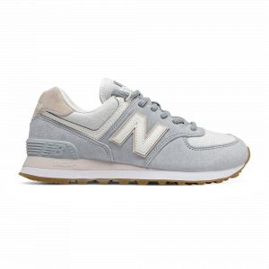 New Balance 574 Grise Femme 39 Rétro-Running