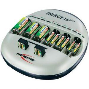 Ansmann Energy 16 plus - Chargeur de batterie