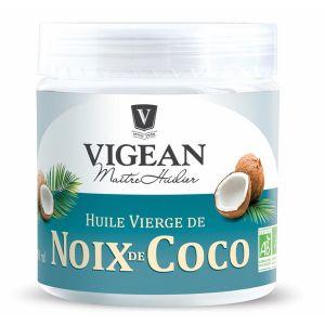 Vigean Huile vierge de noix de coco