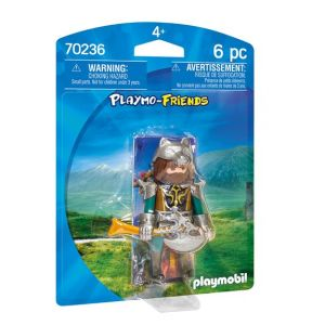 Playmobil 70236 - Guerrier du Loup Playmo-Friends