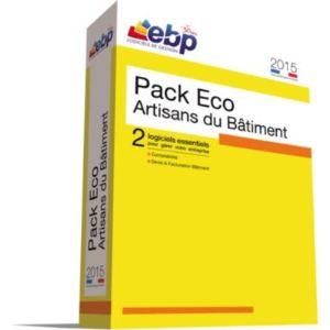 Pack Eco Artisans du Bâtiment 2015 pour Windows
