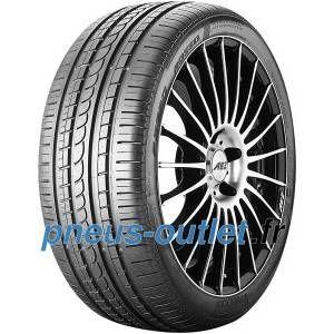 Pirelli 255/50 R19 103W P Zero Rosso Asimm.