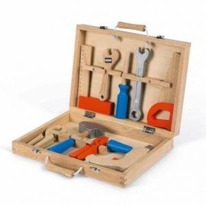 Janod Boîte à outils Brico'Kids