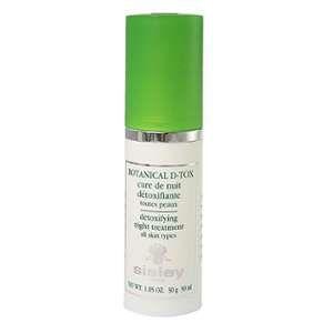 Sisley Botanical D-Tox - Cure de nuit détoxifiante toutes peaux