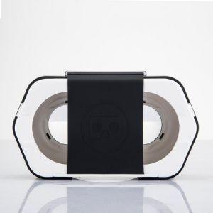 I am cardboard DSCVR - Casque de réalité virtuelle en plastique