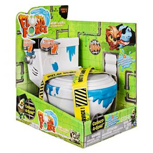 Spin Master Flush Force Collector Bizak 61928805 Figurine de toilettes