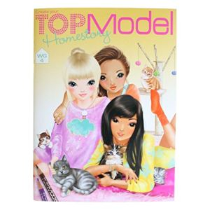 Dessin de top model comparer 51 offres - Top model carnet de dessin ...