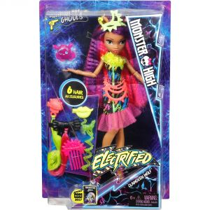 Mattel Monster High Clawdeen Wolf Coiffure monstrueuse