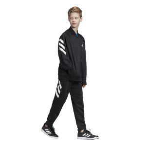 Adidas Survêtement XFG TS Noir / Blanc - Taille 13-14 Ans