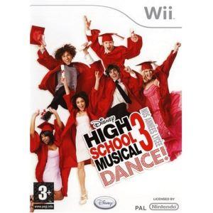 High School Musical 3 Dance ! Nos Années Lycée [Wii]