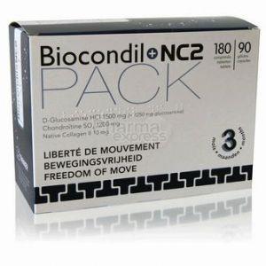 Image de Trenker Biocondil + NC2 Pack - 180 comprimés et 90 gélules