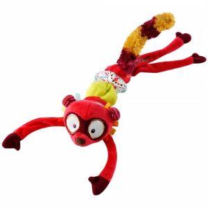 Lilliputiens Peluche Georges mini dansant le lémurien