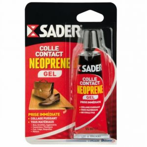 Sader Colle contact néoprene gel 55ml