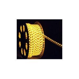 Desineo Ruban led blanc chaud 220V au mètre pour éclairage intérieur/exterieur