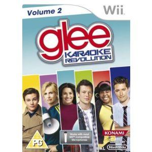 Glee Karaoke Revolution : Volume 2 [Wii]