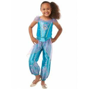 Déguisement Fille Princesse Jasmine Taille 5 6 ans
