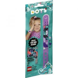 Lego Bracelet Licorne à pailettes - DOTS - 41902