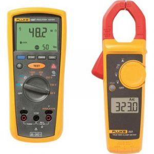 Fluke Testeur d'isolement 1507 et pince multimètre 323 FLK-1507/323 KIT 486486