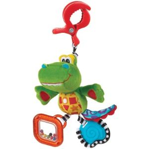 Playgro Crocodile Dingly Dangly à accrocher