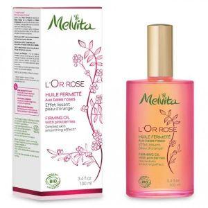 Melvita L'Or Rose - Huile fermeté