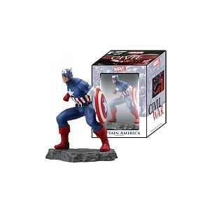 Figurine Marvel Captain America Civil War 1/8