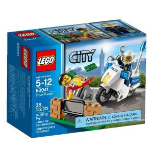 Lego 60041 - City : La poursuite du bandit