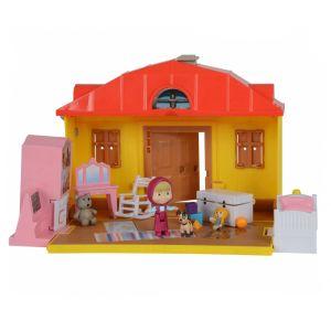 Simba Toys Masha et Michka - Ensemble La maison de Masha