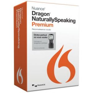 Dragon NaturallySpeaking Premium mobile v13 pour Windows