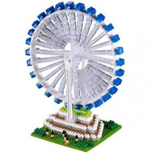 Brixies 410064 - Singapore Flyer 3D-Motif