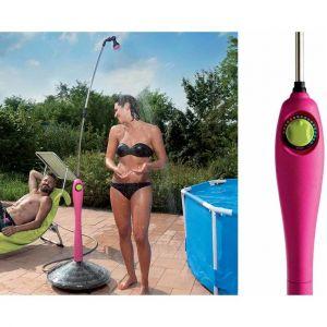 G.F. Douche solaire pour piscine Sunny Style - Fuchsia - GF