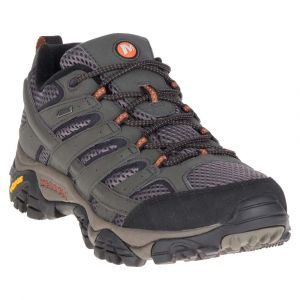 Merrell Moab 2 GTX, Chaussures de Randonnée Basses Homme, Gris (Beluga), 41 EU