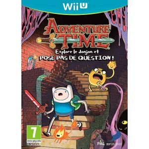 Adventure Time : Explore the Dungeon Because I Don't Know! [Wii U]