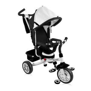 Lorelli B302A - Tricycle évolutif pour bébé/enfant 1-4 ans