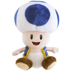Abysse Corp Peluche Toad bleu 17 cm